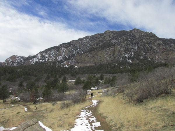 Walk Softly in Cheyenne Mountain State Park