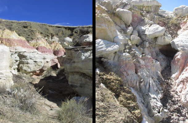 Invitation to explore at Calhan Paint Mines