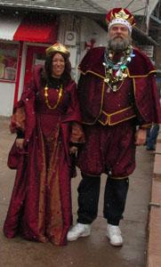 Carnivale's King & Queen 2014