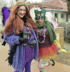 Ready to Party at Carnivale in Manitou Springs